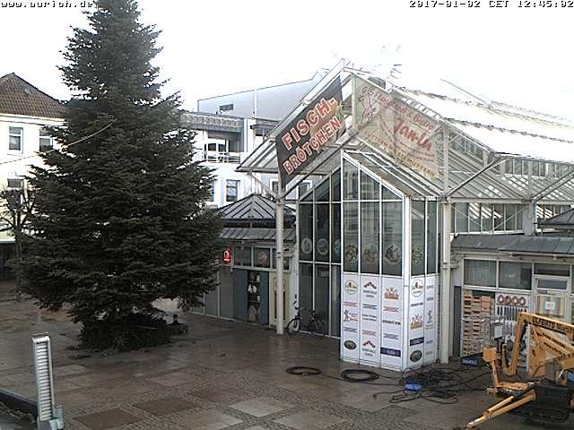 Auricher Weihnachtszauber auf dem Marktplatz